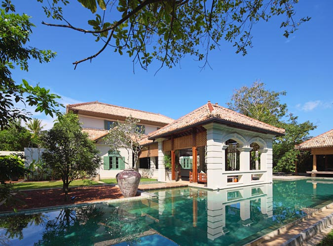 Entire Wallawwa with private pool