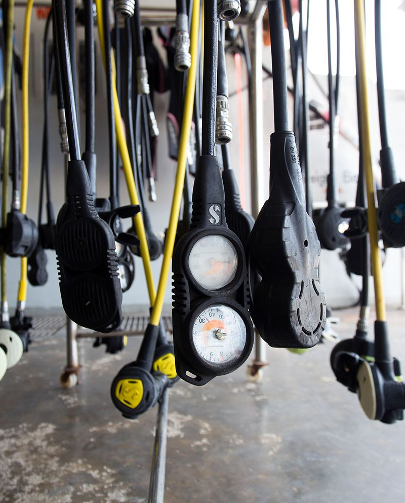 Diving Equipment In Galle